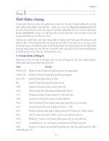 Chương 1: Giới thiệu chung về thông tin số