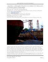 tìm hiểu về hoạt động cung ứng và sử dụng vật tư công ty cổ phần đóng tàu sông cấm