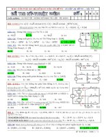 tổng hợp các đề thi môn kỹ thuật điện ( phần 2)