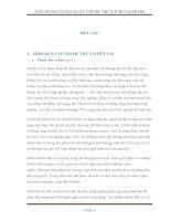 XÂY DỰNG CN SẢN XUẤT THUỐC TRỪ CỎ BUTACHLOR pdf