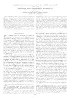 jaynes. information theory and statistical mechanics ii