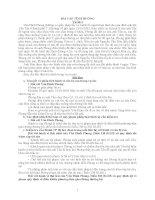 Bài tập tình huống ôn thi Tốt nghiệp ngành Luật có đáp án