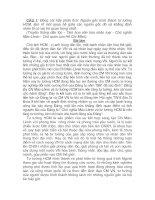 Giáo án Bài giảng về: Đề cương ôn tập thi môn tư tưởng Hồ Chí Minh (Full)