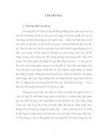 Đề tài nghiên cứu khoa học cấp cơ sở- chuyên đề tư tưởng Hồ Chí Minh II