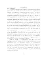 TỔ CHỨC CHO HỌC SINH THỰC HIỆN CÁC DỰ ÁN VỀ BIẾN ĐỔI KHÍ HẬU VỚI SỰ HỖ TRỢ CỦA INTERNET  TRONG DẠY HỌC ĐỊA LÝ LỚP 6 THCS.    LUẬN VĂN THẠC SĨ KHOA HỌC GIÁO DỤC