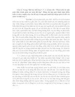 Đề cương ôn thi môn triết học mác   lê nin phần chủ nghĩa duy vật  biện chứng  phần 2