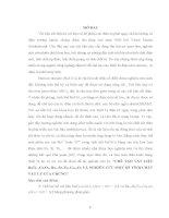 CHẾ TẠO VẬT LIỆU BaTi1-xCoxO3, Ba1-xSrxTi0,7Co0,3O3 VÀ NGHIÊN CỨU MỘT SỐ TÍNH CHẤT  VẬT LÝ CỦA CHÚNG         LUẬN VĂN THẠC SĨ KHOA HỌC VẬT LÝ