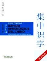 rápido aprendizaje del chino