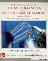termodinamica para quimica