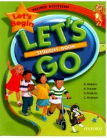 Let''''s go Begin Student''''s Book (3rd edition) part 1 potx