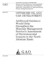 offshore oil and gas development pdf