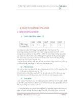 phân tích chiến lược marketing của cocacola