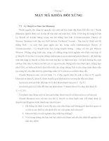 Tài liệu Kỹ thuật lập trình - Chương 7 Kiểm tra và xây dựng số nguyên tố