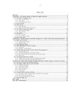Luận văn Báo cáo Mạng no-ron, trí tuệ nhân tạo