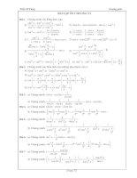 bài tập lượng giác lớp 10 nâng cao