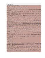 bài tập luật dân sự phần thừa kế (có đáp án)