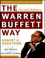 The warren buffett way book