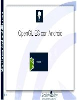 opengl es android
