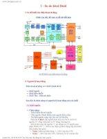 Giáo án - Bài giảng học tập công nghệ thông tin: Sơ đồ khối của điện thoại di động trong lập trình Windows phone