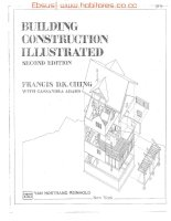 ching - building construction illustrated 2e [bw] (1991)