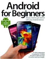 Tạp Chí Android for beginners 2014 032