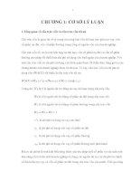 TÁC ĐỘNG CỦA THUẾ LÊN CẤU TRÚC VỐN CỦA DOANH NGHIỆP NIÊM YẾT TRÊN THỊ TRƯỜNG CHỨNG KHOÁN VIỆT NAM