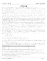 100 đề thi học sinh giỏi hóa lớp 9