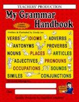 my grammar handbook teacher guides