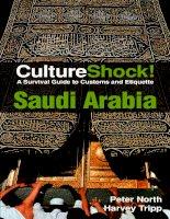 culture shock! saudi arabia