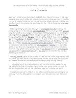 SỰ BIẾN ĐỔI NHIỆT ĐỘ VÀ ẢNH HƯỞNG CỦA NÓ ĐẾN ĐỜI SỐNG CỦA THỦY SINH VẬT