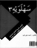04 sahlawayhi 3 graded stories for beginners