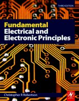Fundamental electrical and electronic principles  3rd ed