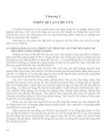 Chuong 3 Bài giảng môn quá trình và thiết bị