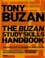The buzan study skills handbook(english)