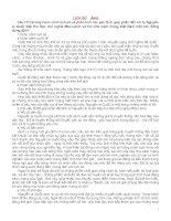 40 câu hỏi ôn tập môn lịch sử đảng