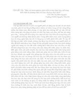 PHƯƠNG PHÁP KHAI THÁC TƯ DUY VÀ MỞ RỘNG KIẾN THỨC HỌC SINH LỚP 8