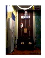 Thiết kế nội thất cho căn hộ 100m2 pot