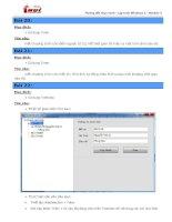 Hướng dẫn thực hành - Lập trình Windows 1 - Module 5 Bài 20