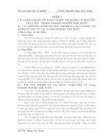 Báo cáo thực tập tốt nghiệp Một số vấn đề nhằm hoàn thiện việc hạch toán và quản lý vật tư tại công ty in Đà nẵng
