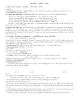 lý thuyết và bài tập este  lipit - ôn tập hóa