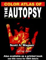 color atlas of the autopsy  -  s. wagner (crc, 2003)