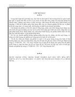 kế toán chi phí sản xuất và tính giá thành sản phẩm tại công ty tnhh sx- tm – dv may huỳnh gia