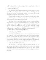 CÁC GIẢI PHÁP NÂNG CAO HIỆU QUẢ THU CHI BẢO HIỂM XÃ HỘI
