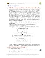 hướng dẫn sử dụng phần mềm kế toán smart