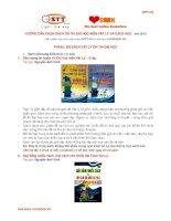 hướng dẫn chọn sách vật lý ôn thi đại học