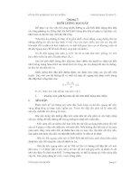 đồ án thiết kế tuyến đường b  s thuộc tỉnh lâm đồng