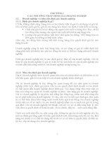 luận văn một số giải pháp hoàn thiện công tác định giá doanh nghiệp nhà nước cổ phần hóa tại việt nam