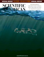 scientific american   -  1997 03  -  the rising seas  -  how much of a threat