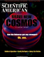 scientific american   -  2001 01  -  brave new cosmos  -  a special report