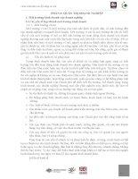 Giáo trình đào tạo Kỹ năng tư vấn: Phần 2